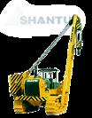 Трубоукладчик Shantui